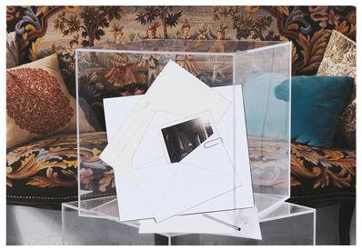 """Giulio Paolini, 'Studio per """"Sala d'attesa"""" (Bergamo, inverno 1944-45)', 2011-2012"""