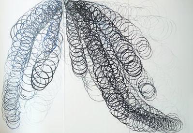Masumi Sakagami, 'Wisteria (Ver. New York, NY)', 2018