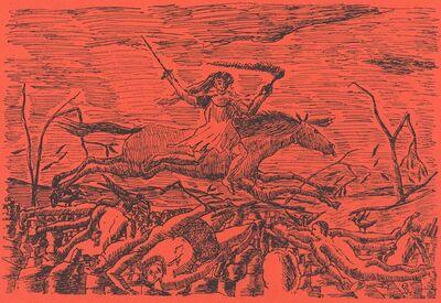 Henri Rousseau, 'La Guerre (The War)', 1895