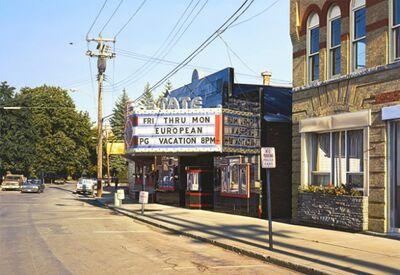 Davis Cone, 'State Theatre', 2013