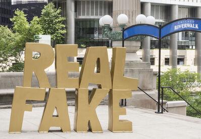 Scott Reeder, 'Real Fake ', 2013