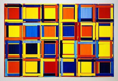 Imi Knoebel, 'Revolver (Rot, Gelb, Blau, Ed.)', 2007