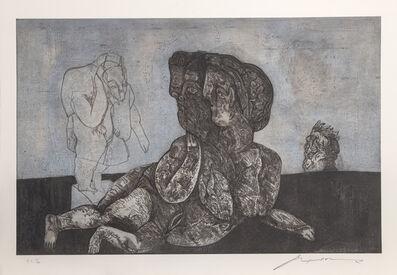 Jose Luis Cuevas, 'La Jarro', 1989