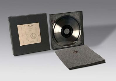 Joseph Beuys, 'Sun Disc', 1973