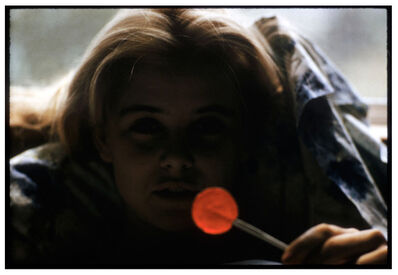 Bert Stern, 'Lolita, Red Lollipop', 1961