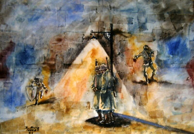 Emilio Torrez, 'Repression', 1981