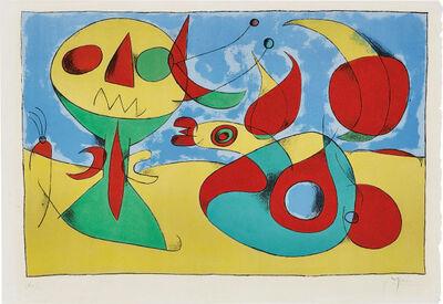 Joan Miró, 'Oiseau Zephyr (Zephyr Bird)', 1960