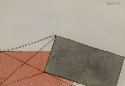 Giuseppe Uncini, 'Untitled', 1992