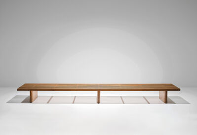 Charlotte Perriand, 'Large 'Tokyo' bench', circa 1956