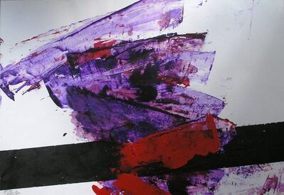 Luis Feito López, 'Untitled, 2008'