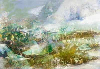 Leo WANG, 'Enfoncer', 2021