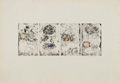 Joan Mitchell, 'Sunflowers IV', 1972
