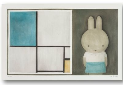 Liu Ye 刘野, 'Untitled-Miffy', 2011