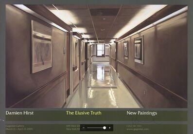Damien Hirst, 'The Elusive Truth (Hospital Corridor) ', 2005
