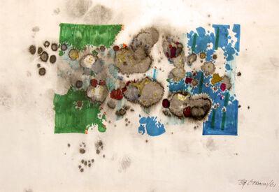 Ted Godwin, 'Blue-Green', 1961