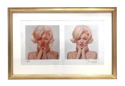 Bert Stern, 'Marilyn x2', 1962