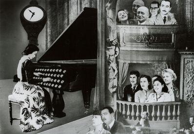 Grete Stern, 'Sueño Nro 18, Cafe concert', 1949