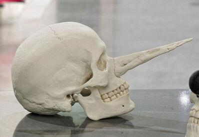 Bene Bergado, 'Cráneo de Pinoche Abogada', 2016