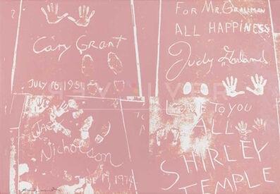 Andy Warhol, 'Sidewalk (FS II.304) ', 1983