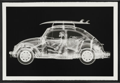 Nick Veasey, 'California Bug (Standard Black)', 2019