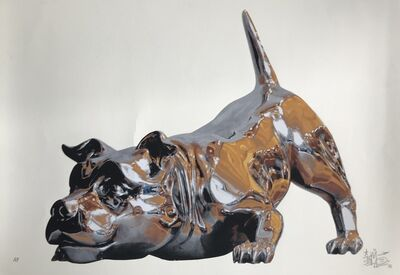 Bikismo, 'Chrome dog', 2015