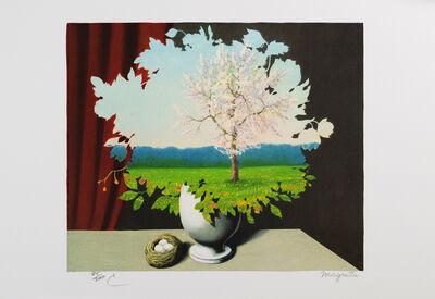 René Magritte, 'Le Plagiat (Plagiary)', 2010