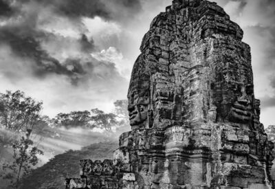 William Frej, 'Bayon, Cambodia', 2016