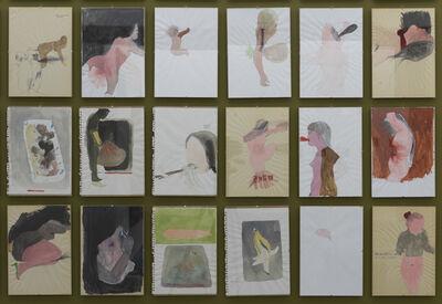 """Vlada Ralko, '""""Chinese Erotic Diary"""" series ', 2002"""