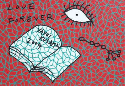 Yayoi Kusama, 'Book to Read at Night C', 2004
