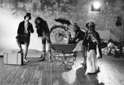 Edouard Boubat, 'Cirque 1973', 1973