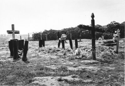 Eleanor Antin, '100 Boots Down', 1972