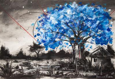 Ramarutha Makoba, 'My Blue World', 2018