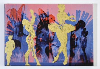 DeMelas/Checchia, 'Gold Dancers', 2015