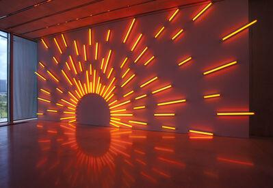 Mark Handforth, 'Western Sun', 2004