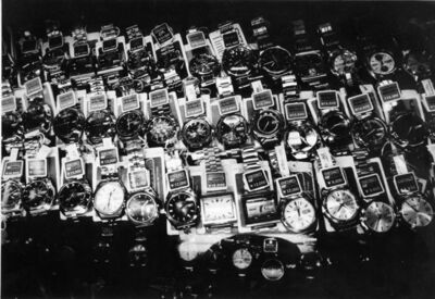 Daido Moriyama, 'Commodities', 1974