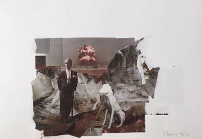 Adrian Ghenie, 'Study for the devil 3', 2010