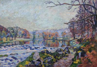 Jean Baptiste Armand Guillaumin, 'La Vallee de la Creuze', 1898