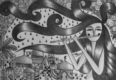 Hasnaa Tabra, 'Flute', 2013