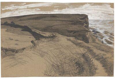 Lyonel Feininger, 'Cliff', ca. 1905
