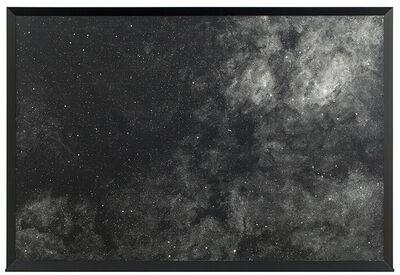 Ni Youyu 倪有鱼, 'Dust(Thomas Ruff:17h 15m-30°)', 2016