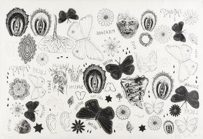 Kiki Smith, 'Tattoo', 1995