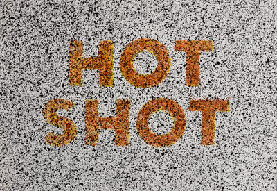 Ed Ruscha, 'Hot Shot, from: Eighteen Small Prints', 1973
