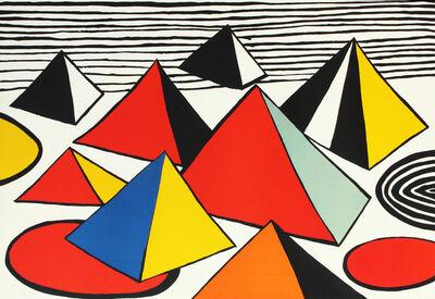 Alexander Calder, 'Tank Trap', ca. 1975