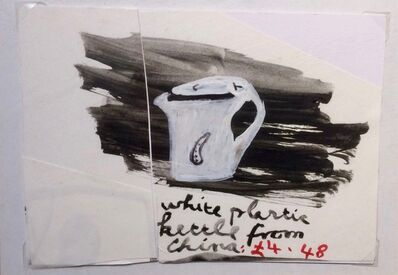 Rose Wylie, 'Plastic Kettle from China', Unknown