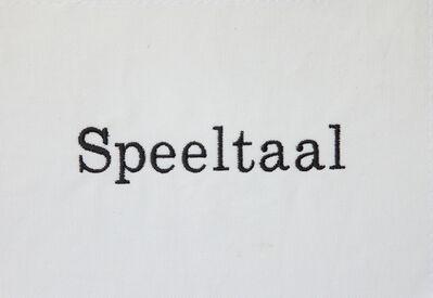 Lien Botha, 'Speeltaal', 2019