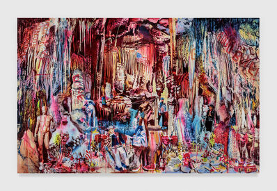 Rosson Crow, 'Cave Of The Cancelled', 2019