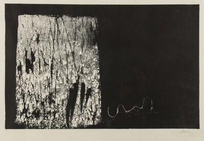 Antoni Tàpies, 'Untitled (Galfetti 22)', 1959