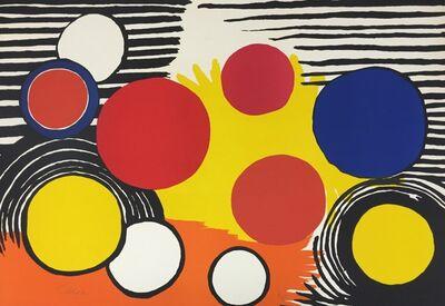 Alexander Calder, 'Bird's Nest', 1975