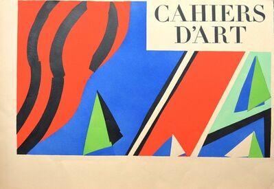 Henri Matisse, 'Cahiers D'Artt', 1936