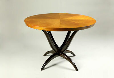 Giuseppe Scapinelli, 'Round Table', ca. 1950's